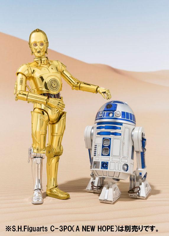 【再販】S.H.Figuarts『R2-D2(A NEW HOPE)』スター・ウォーズ 可動フィギュア-013