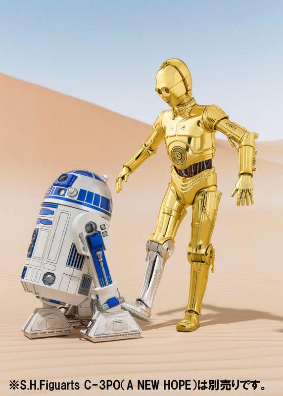 【再販】S.H.Figuarts『R2-D2(A NEW HOPE)』スター・ウォーズ 可動フィギュア-014