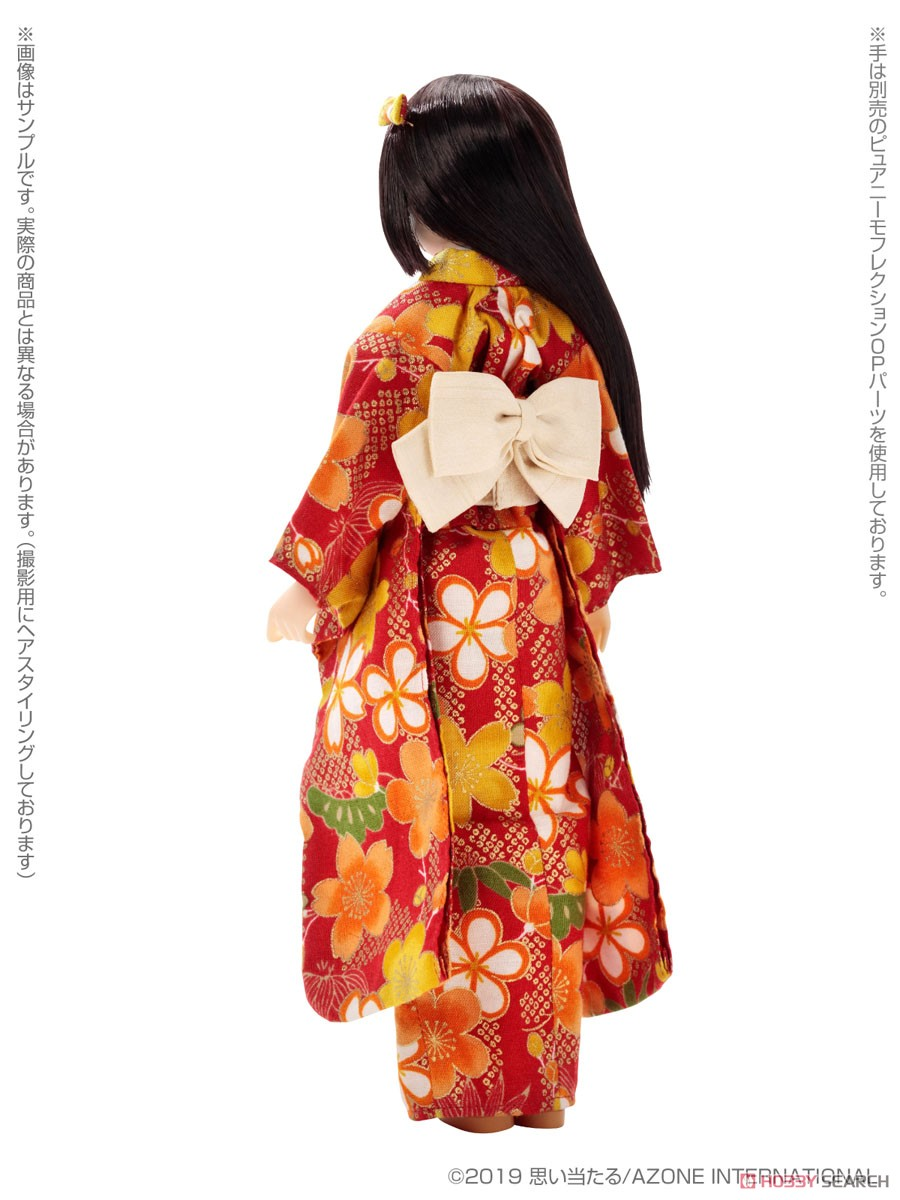 えっくす☆きゅーと ふぁみりー『KIMONO selection/若葉(わかば)wakaba』1/6 完成品ドール-003