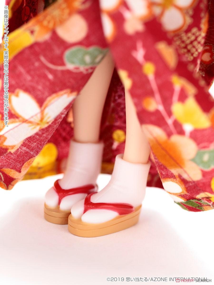 えっくす☆きゅーと ふぁみりー『KIMONO selection/若葉(わかば)wakaba』1/6 完成品ドール-005
