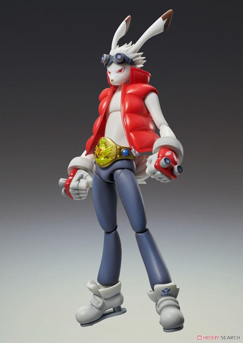 超像可動『キング・カズマ Ver.1』サマーウォーズ 可動フィギュア-003