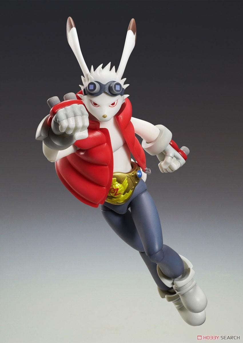 超像可動『キング・カズマ Ver.1』サマーウォーズ 可動フィギュア-005