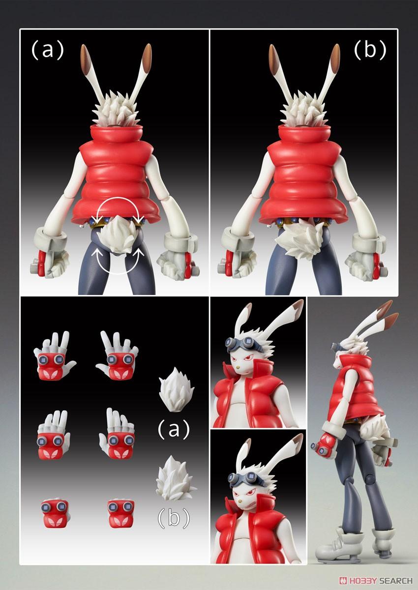 超像可動『キング・カズマ Ver.1』サマーウォーズ 可動フィギュア-009