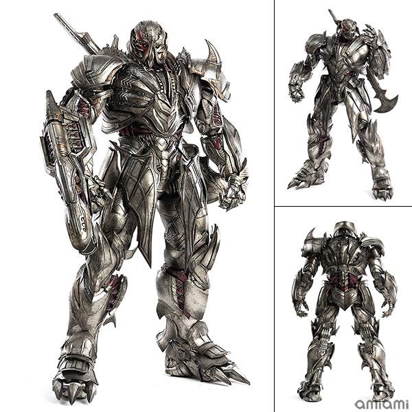 トランスフォーマー/最後の騎士王『MEGATRON(メガトロン)』可動フィギュア