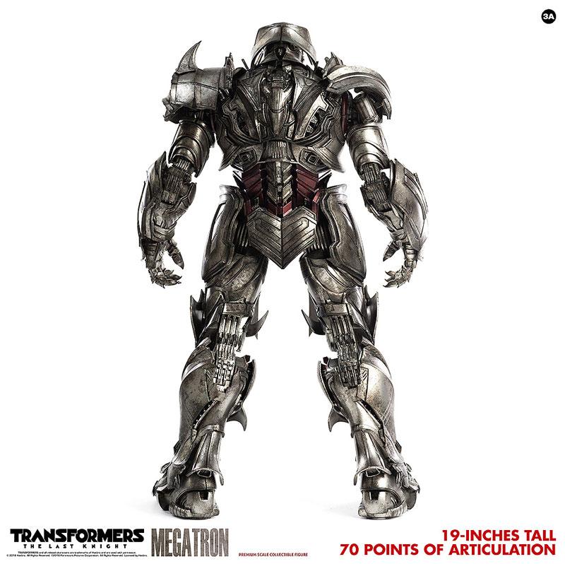 トランスフォーマー/最後の騎士王『MEGATRON(メガトロン)』可動フィギュア-003