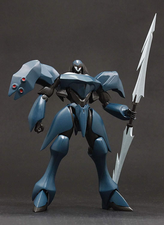 宇宙の騎士テッカマンブレード『テッカマンダガー』可動フィギュア-001