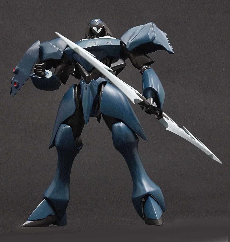 宇宙の騎士テッカマンブレード『テッカマンダガー』可動フィギュア-002