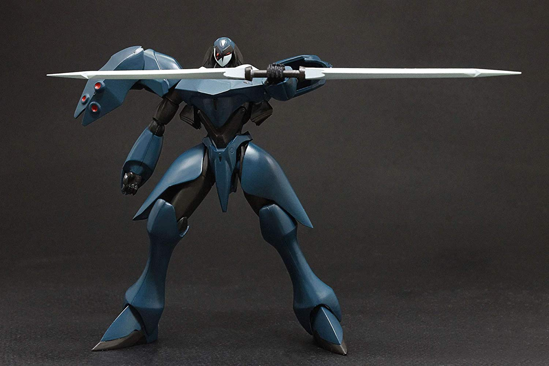 宇宙の騎士テッカマンブレード『テッカマンダガー』可動フィギュア-003
