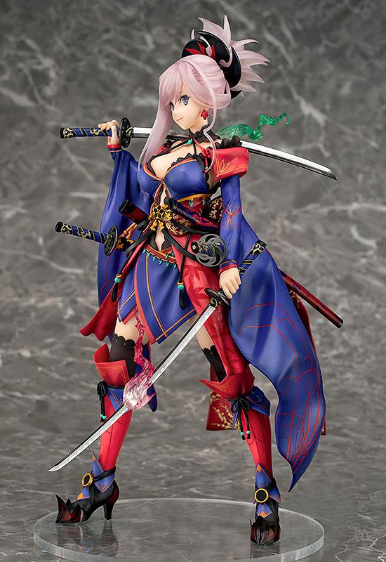 Fate/Grand Order『セイバー/宮本武蔵』1/7 完成品フィギュア-002