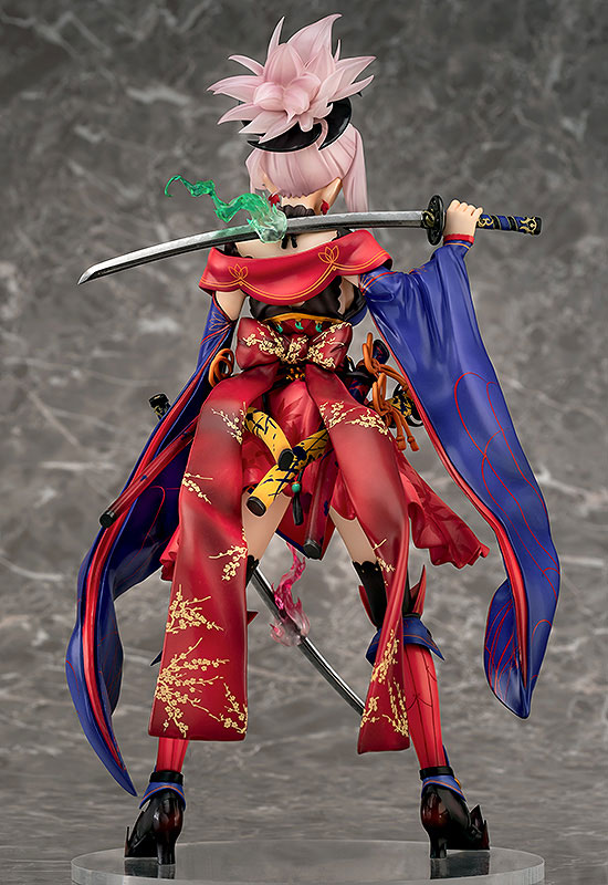Fate/Grand Order『セイバー/宮本武蔵』1/7 完成品フィギュア-003