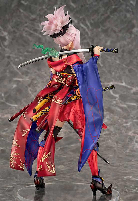 Fate/Grand Order『セイバー/宮本武蔵』1/7 完成品フィギュア-004