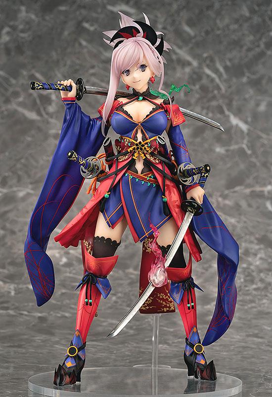 Fate/Grand Order『セイバー/宮本武蔵』1/7 完成品フィギュア-006
