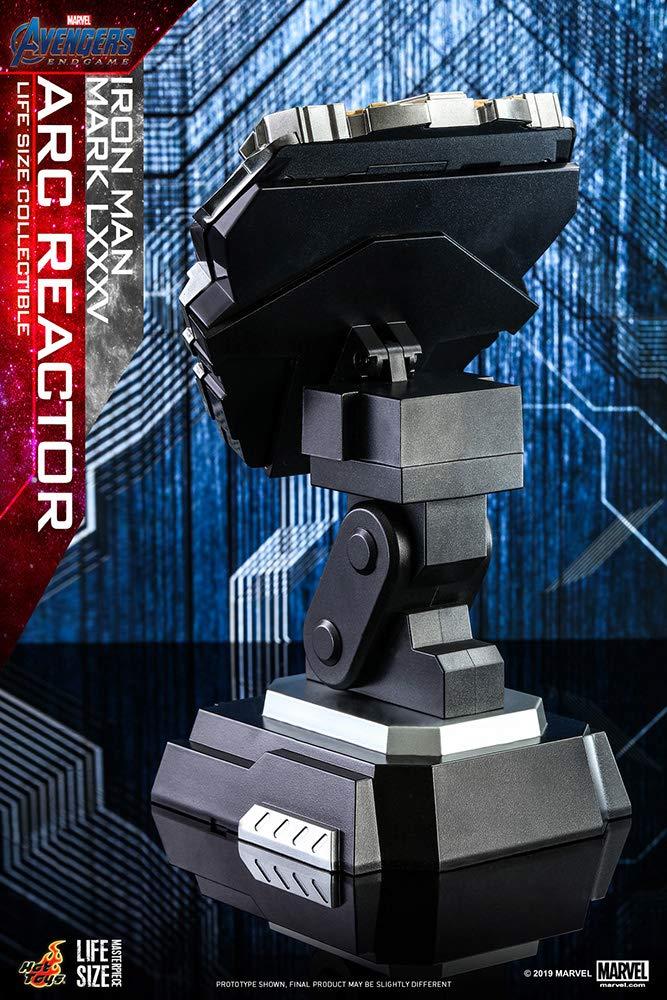 ライフサイズ・マスターピース『アイアンマン マーク85 アーク・リアクター』アベンジャーズ/エンドゲーム  1/1 レプリカ-008