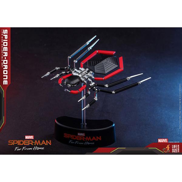ライフサイズ・マスターピース『スパイダー・ドローン』スパイダーマン:ファー・フロム・ホーム 1/1 レプリカ