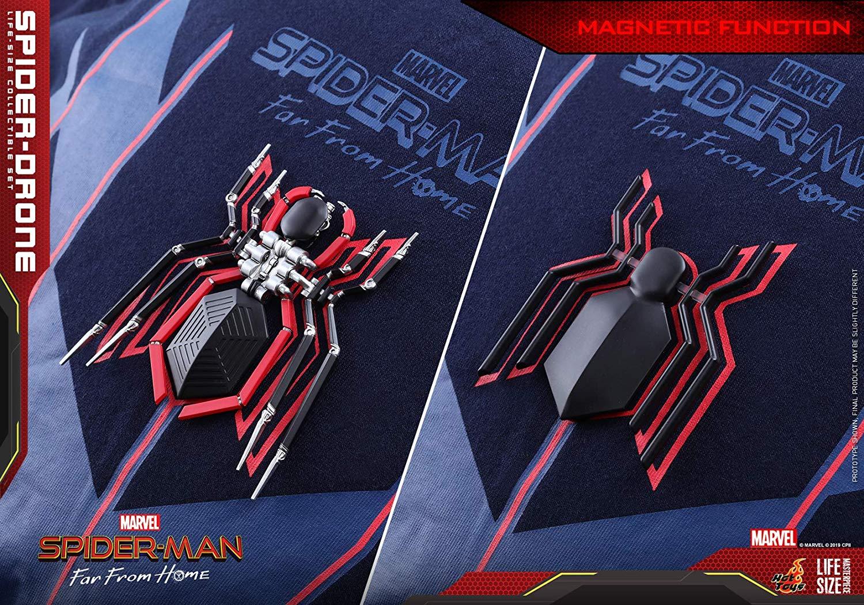 ライフサイズ・マスターピース『スパイダー・ドローン』スパイダーマン:ファー・フロム・ホーム 1/1 レプリカ-001