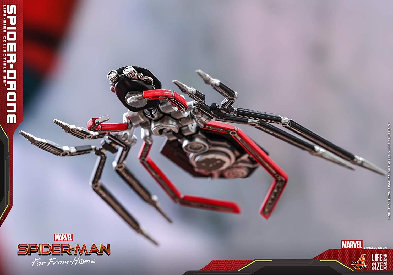 ライフサイズ・マスターピース『スパイダー・ドローン』スパイダーマン:ファー・フロム・ホーム 1/1 レプリカ-004
