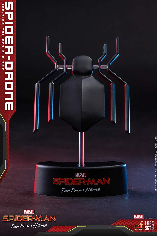 ライフサイズ・マスターピース『スパイダー・ドローン』スパイダーマン:ファー・フロム・ホーム 1/1 レプリカ-009