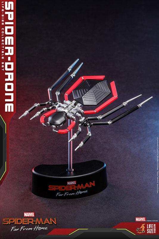 ライフサイズ・マスターピース『スパイダー・ドローン』スパイダーマン:ファー・フロム・ホーム 1/1 レプリカ-010