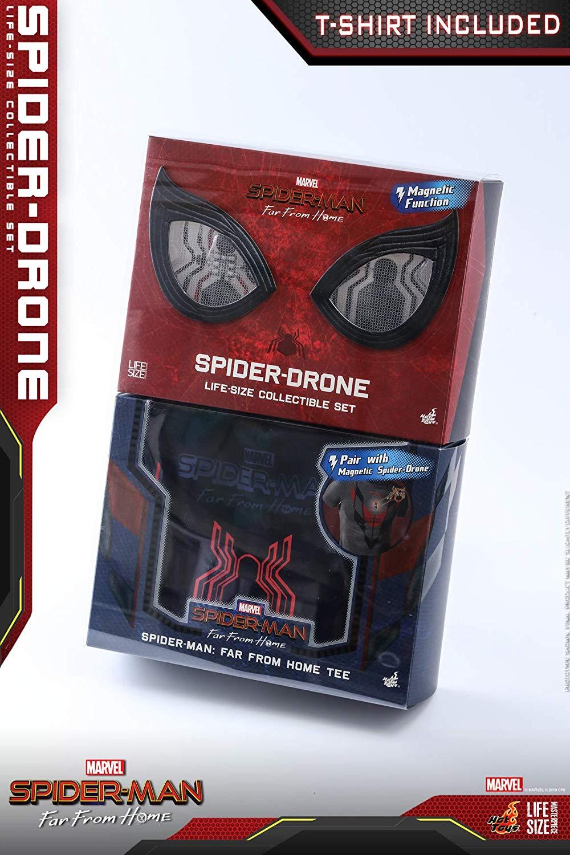 ライフサイズ・マスターピース『スパイダー・ドローン』スパイダーマン:ファー・フロム・ホーム 1/1 レプリカ-011