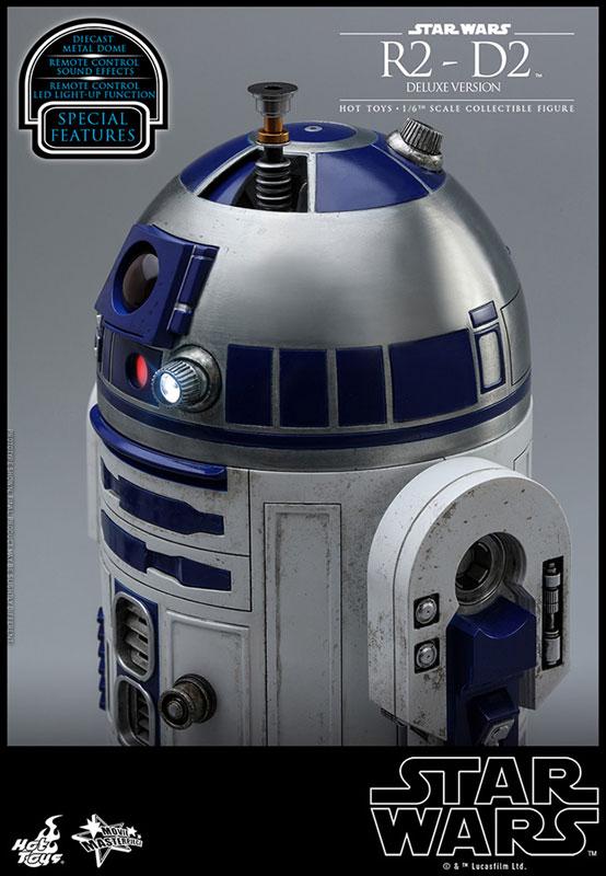 ムービー・マスターピース『R2-D2 デラックス版』1/6 スター・ウォーズ 可動フィギュア-015