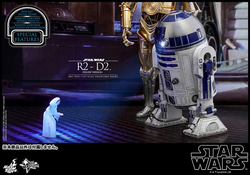 ムービー・マスターピース『R2-D2 デラックス版』1/6 スター・ウォーズ 可動フィギュア-017