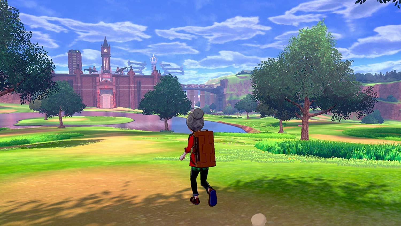 ニンテンドースイッチ『ポケットモンスター ソード・シールド[ダブルパック]』Nintendo Switch ゲーム-002