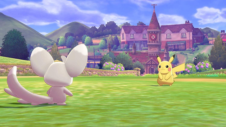 ニンテンドースイッチ『ポケットモンスター ソード・シールド[ダブルパック]』Nintendo Switch ゲーム-007