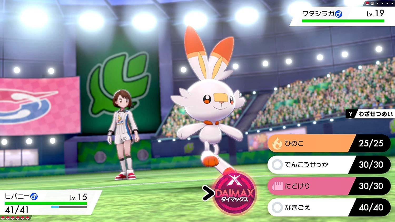 ニンテンドースイッチ『ポケットモンスター ソード・シールド[ダブルパック]』Nintendo Switch ゲーム-010