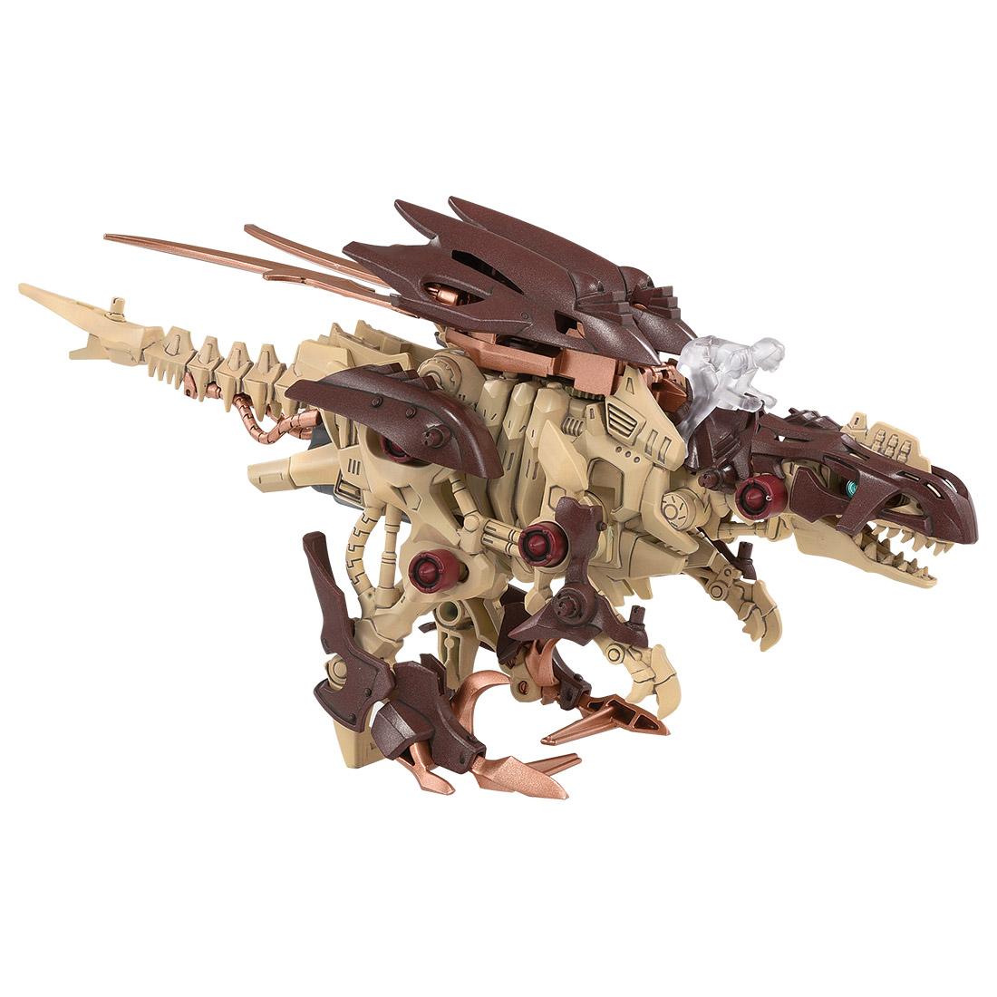 【恐竜博2019開催記念】ゾイドワイルド『ギルラプター レアボーンver.』組み立てキット-001