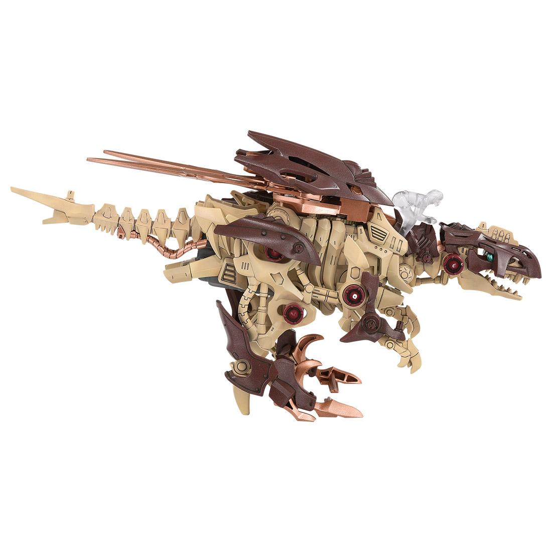【恐竜博2019開催記念】ゾイドワイルド『ギルラプター レアボーンver.』組み立てキット-002