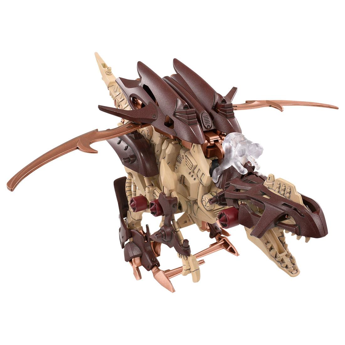 【恐竜博2019開催記念】ゾイドワイルド『ギルラプター レアボーンver.』組み立てキット-003
