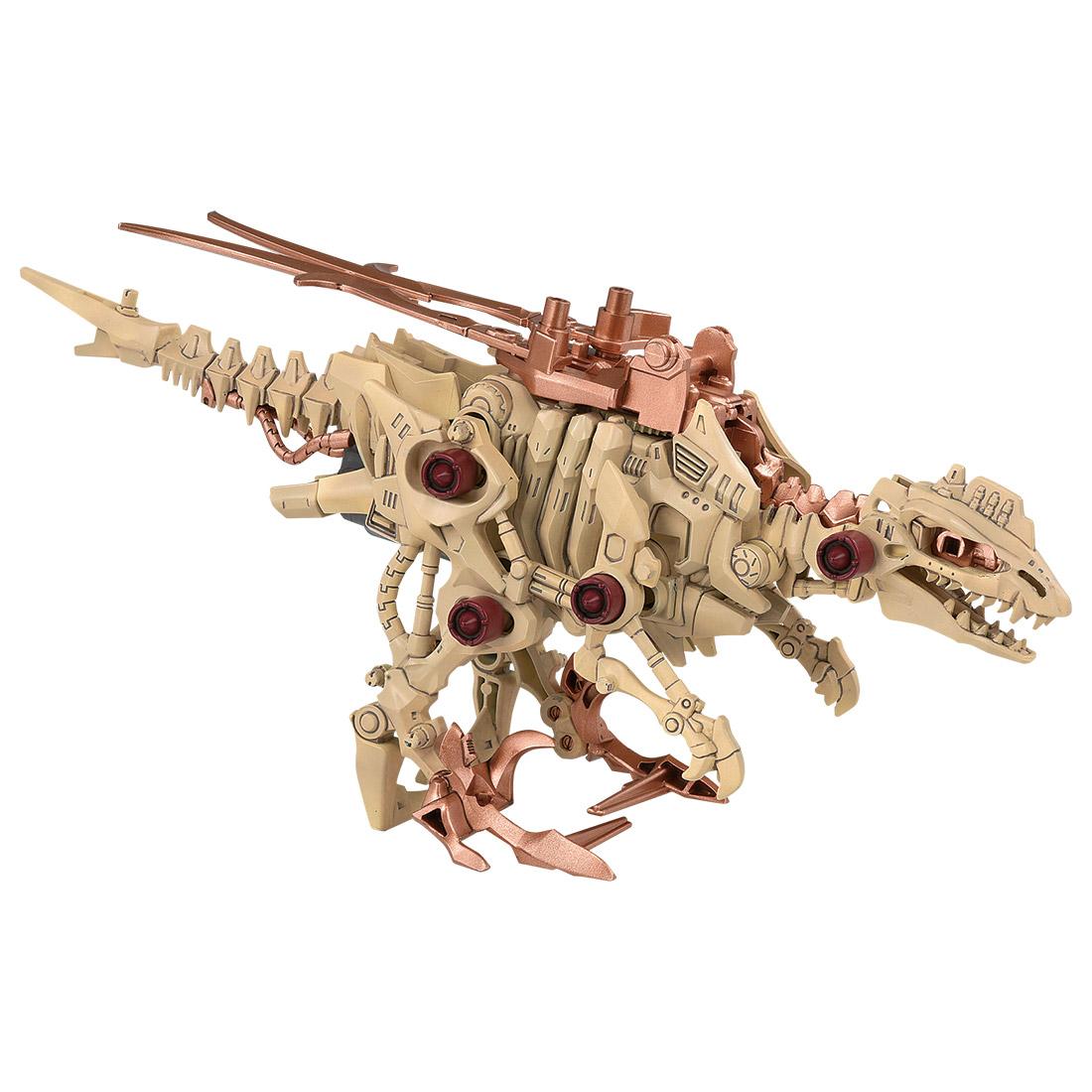 【恐竜博2019開催記念】ゾイドワイルド『ギルラプター レアボーンver.』組み立てキット-005