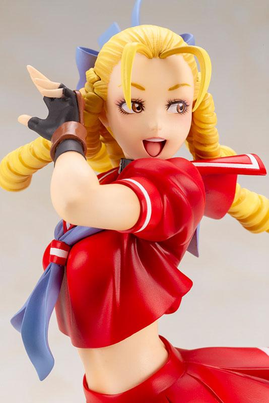 STREET FIGHTER美少女『かりん』ストリートファイター 1/7 完成品フィギュア-008