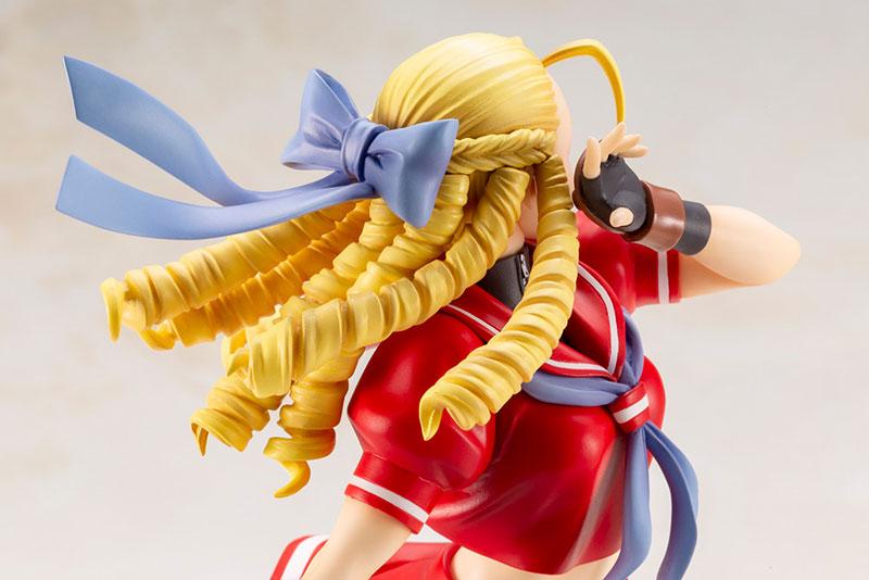 STREET FIGHTER美少女『かりん』ストリートファイター 1/7 完成品フィギュア-010