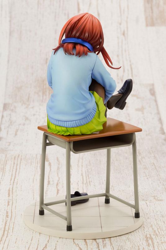 【再販】五等分の花嫁『中野三玖』1/8 完成品フィギュア-006