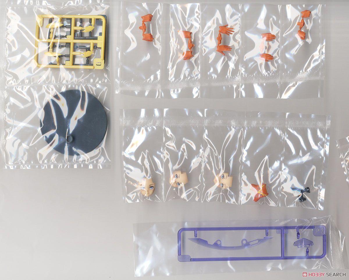 【再販】メガミデバイス『SOLロードランナー』1/1 プラモデル-023