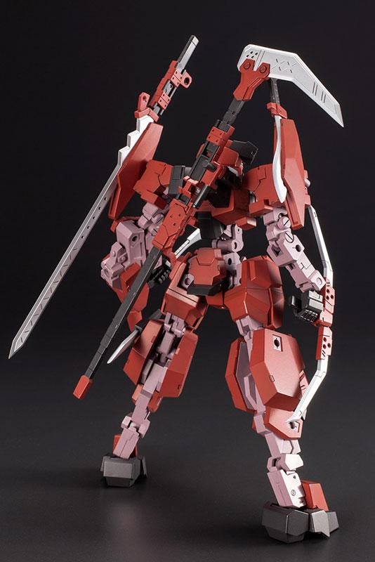 フレームアームズ『三四式一型 迅雷』1/100 プラモデル-008