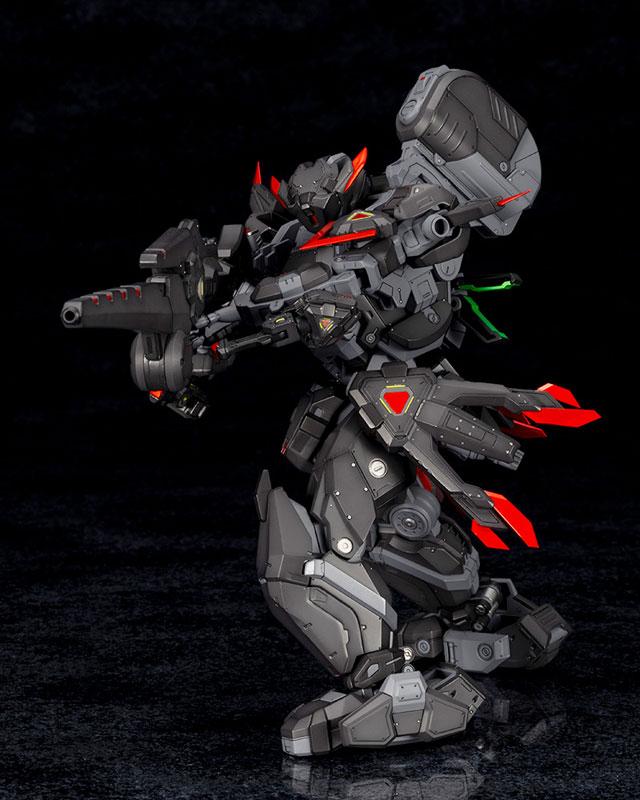 ボーダーブレイク『輝星・破式』1/35 プラモデル-004