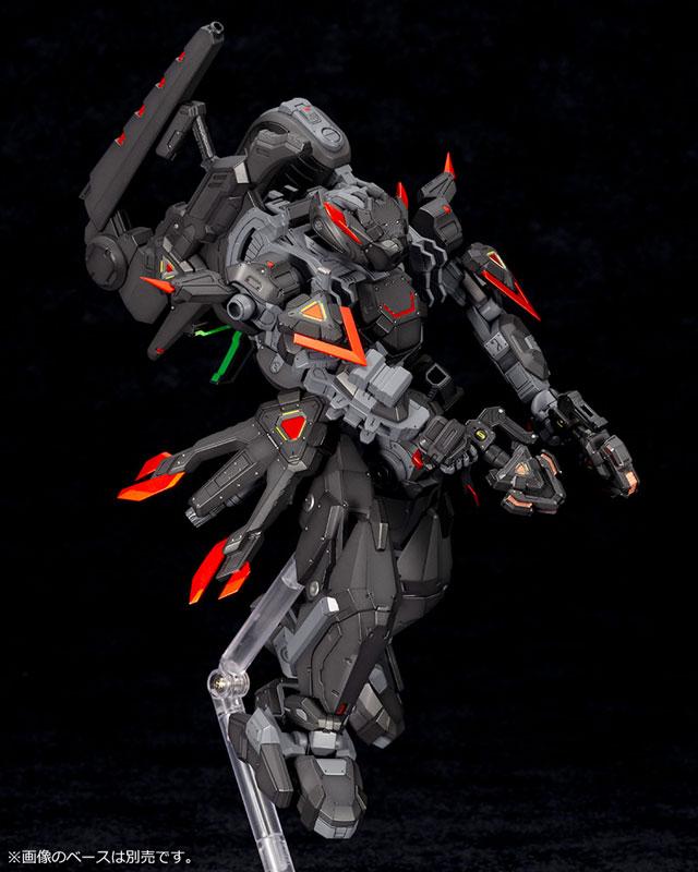 ボーダーブレイク『輝星・破式』1/35 プラモデル-008