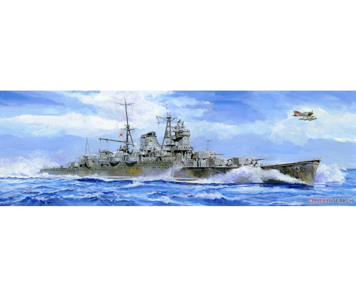 1/700 特シリーズ No.69『日本海軍重巡洋艦 最上(昭和17年)』プラモデル-001