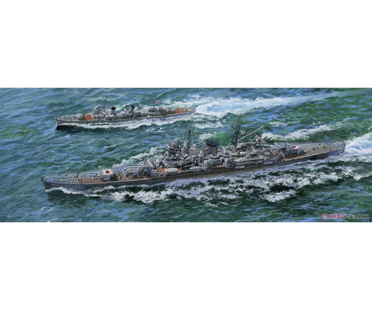 1/700 特シリーズ No.69『日本海軍重巡洋艦 最上(昭和17年)』プラモデル-003