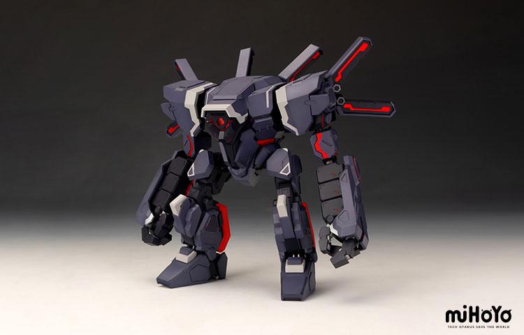 崩壊3rd『タイタン機甲』プラスチックモデルキット-001