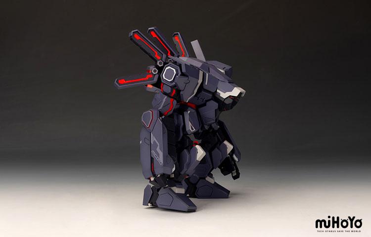 崩壊3rd『タイタン機甲』プラスチックモデルキット-002