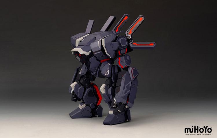 崩壊3rd『タイタン機甲』プラスチックモデルキット-003