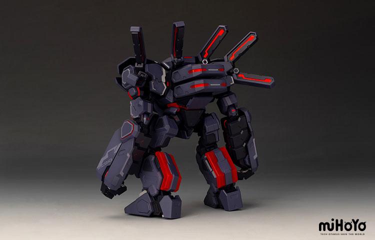 崩壊3rd『タイタン機甲』プラスチックモデルキット-004