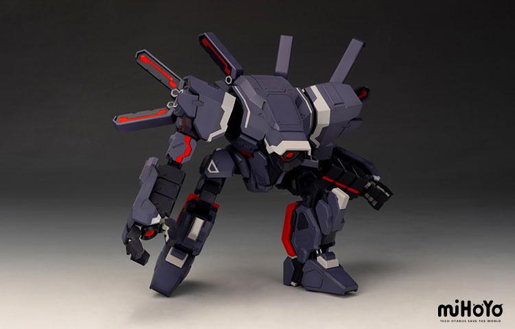 崩壊3rd『タイタン機甲』プラスチックモデルキット-005