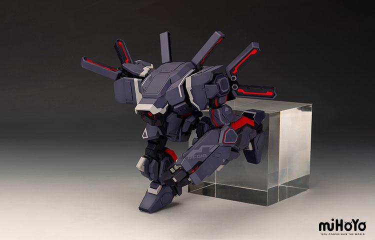崩壊3rd『タイタン機甲』プラスチックモデルキット-007
