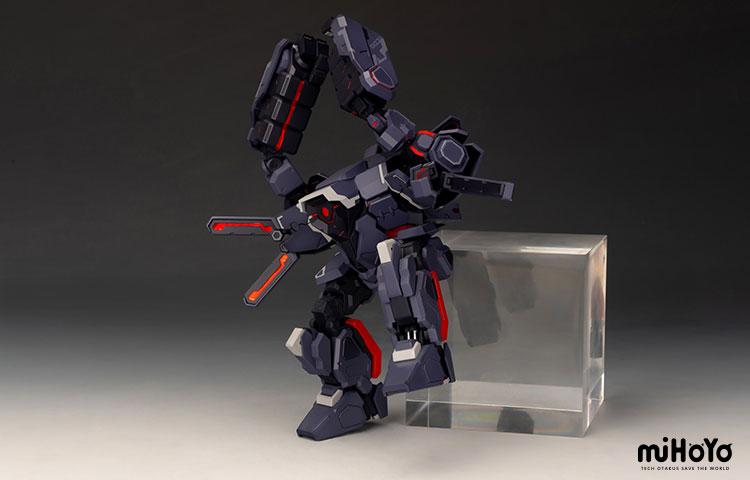 崩壊3rd『タイタン機甲』プラスチックモデルキット-008