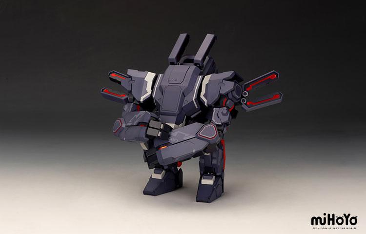 崩壊3rd『タイタン機甲』プラスチックモデルキット-009