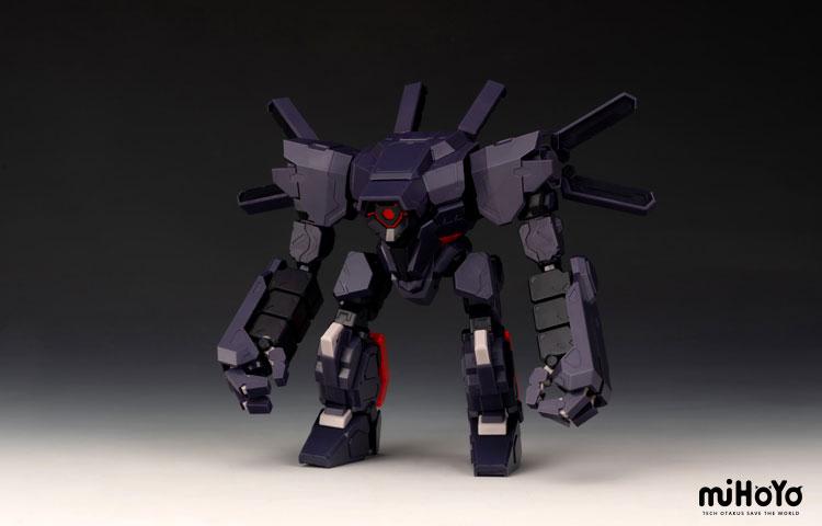 崩壊3rd『タイタン機甲』プラスチックモデルキット-010